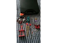 Playmobil Knights carry case