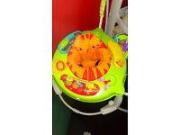 Barely Used Fisher Price Baby Bouncer