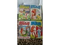 1980s Sports Annuals