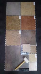 Avaire Porcelain Tile Blowout Sale (Quick Easy Install System for D.I.Y.)!!!