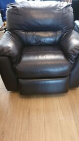 Full Electric Recliner Armchair
