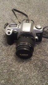 Canon EOS500n Film camera 35-80mm lense
