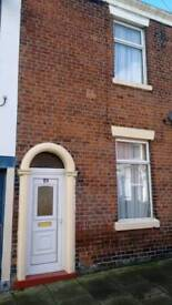 Now Let. Two bed terrace house on St Annes Street