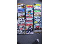Job lot of motorbike magazines. Classic bike, performance bike. Etc.