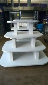 Shop Display Unit - Table - Gondala