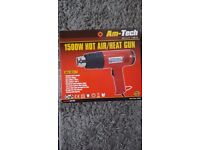 Am-Tech 1500W Hot Air/Heat Gun
