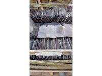 31 x 16 reclaimed roof slates 1100