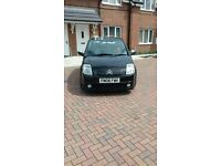 citroen c2 code limited addition full leather heated front seat's full service history 2 key's
