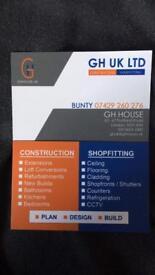 GH UK LTD ( building & construction )