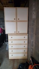 Drawers & Cupboards