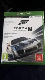 Forza 7 Xbox one 4k