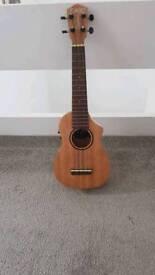 Tanglewood tu1 ce union series ukulele