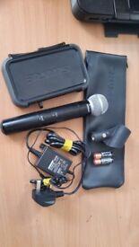 SHURE PGX4 (846-865MHz) SM58 Wireless Microphone System KIT