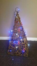CHRISTMAS DECORATION ,,,,,,,,DOCKING/FAKENHAM