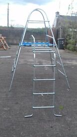 New tp activity climping frame