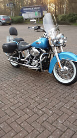 stage 1 , heated grips, sissy bar, plus other bits