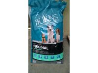 burns adult dog food fish and brown rice 15kg