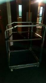 Table storage trolley
