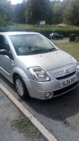 Citeron C2, New Mot and Mileage only 50k