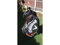 Callaway golf tour/cart bag
