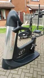 Newform Oxide exercise bike