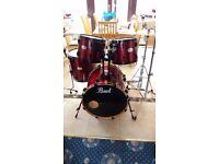 Pearl EX-port drum kit