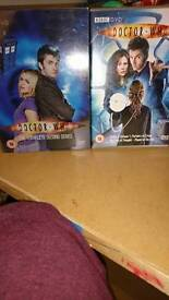 Doctor Who 3 films