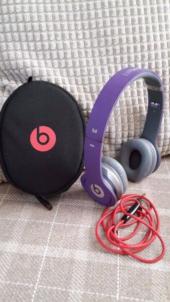 Just Beats Headphones