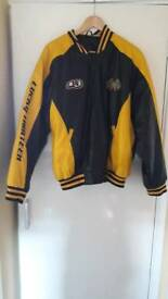 Vintage hot rod jacket
