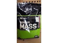 serious mass 5.45kg bag. It is the best mass gainer on the market
