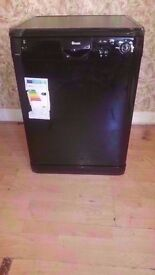 Swan A+Class Black Dishwasher in good condition
