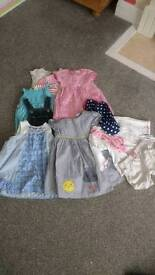 Summer clothes bundle