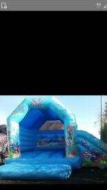 Bouncy castle combi (REDUCED PRICE)