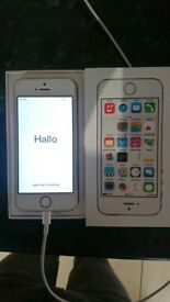 IPhone 5s 16g Rose gold