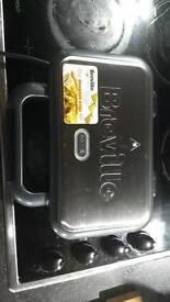 Toaster/panini maker/press grill