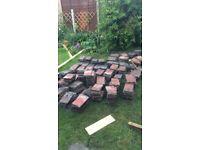Reclaimed roof tiles 6x9