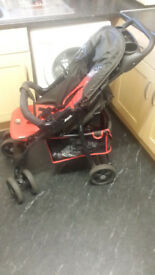 hauck Childs Pram/Buggy