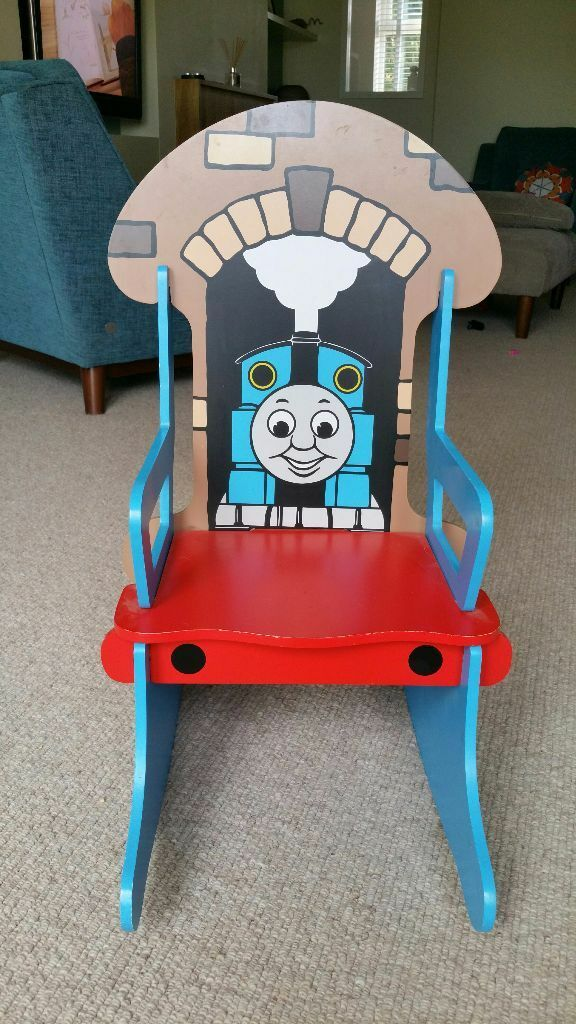 Thomas The Tank Engine Rocking Chair
