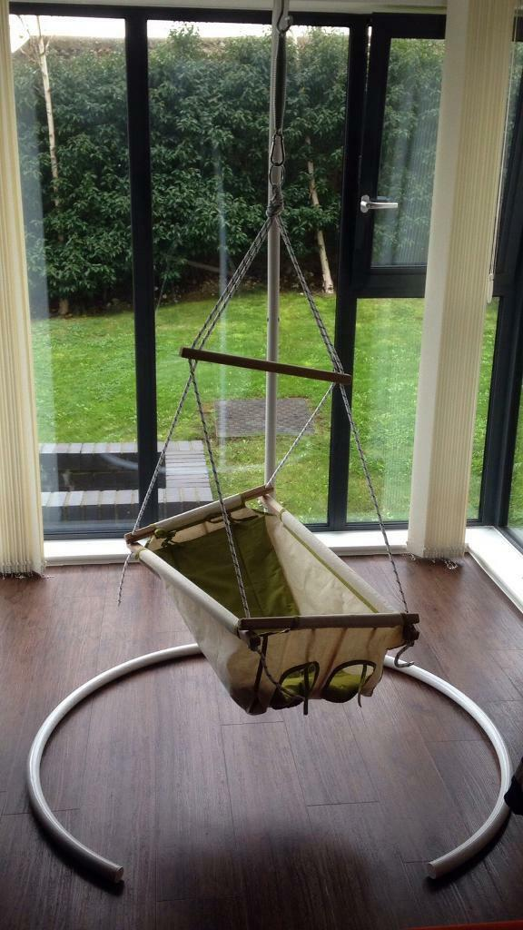 baby hammock swing bed with a stand baby hammock swing bed with a stand   in brighton east sussex      rh   gumtree
