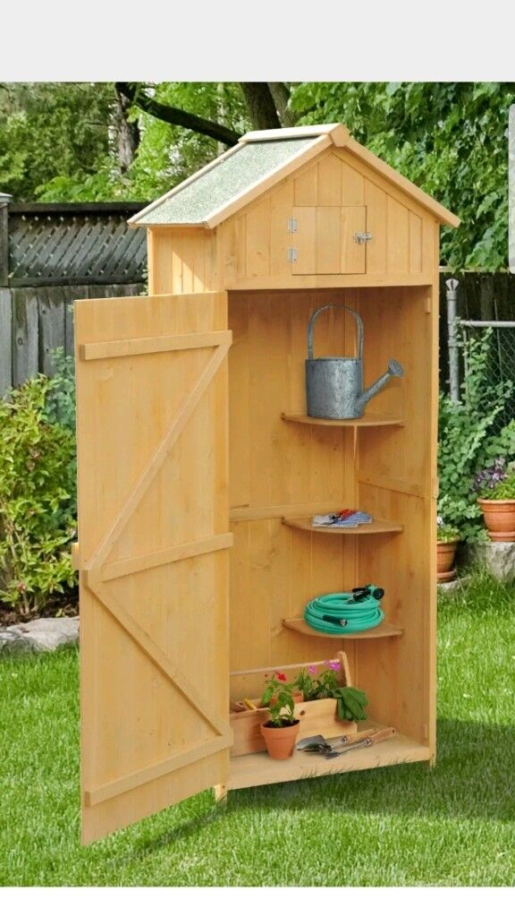 High Quality Small Garden Shed
