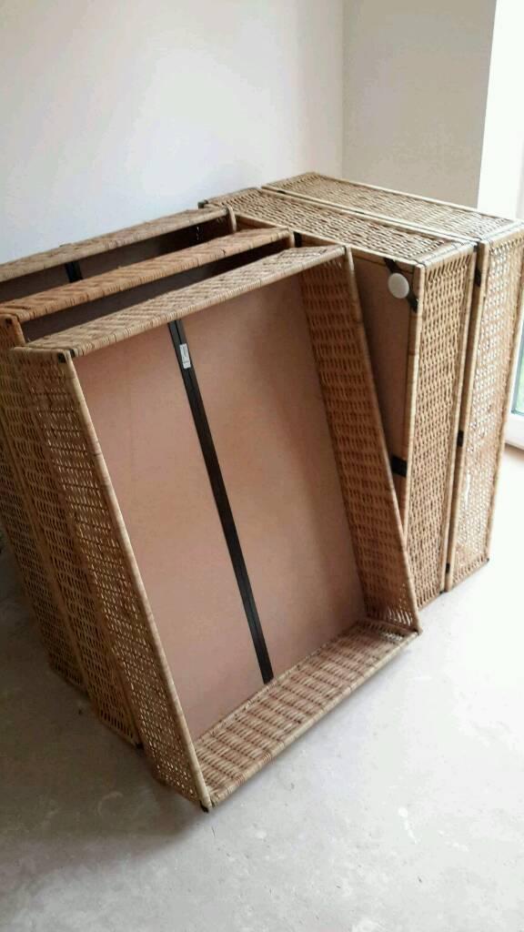 Ikea Degeneres Under Bed Storage Boxes & Ikea Degeneres Under Bed Storage Boxes   in Gloucester ...