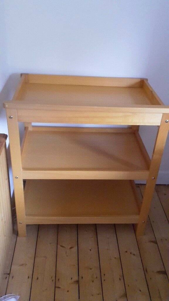 Pine Baby Changing Table, £15