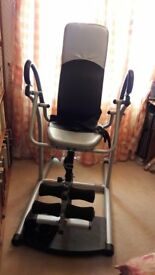 Inversion Chair .MARCY IVT 845. Back Pain Relief.