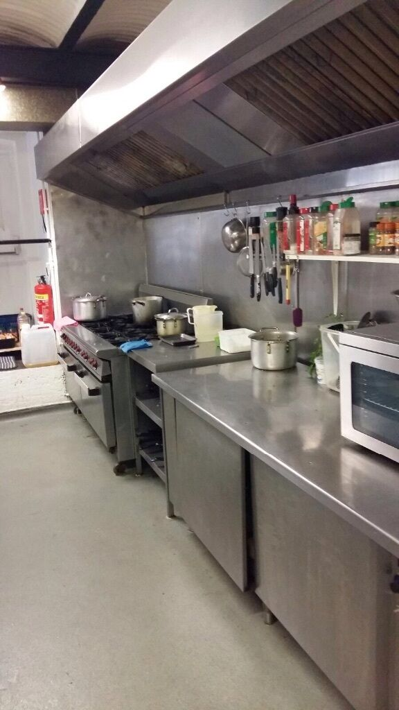 Commercial Kitchen To Rent Maidenhead Town Centre