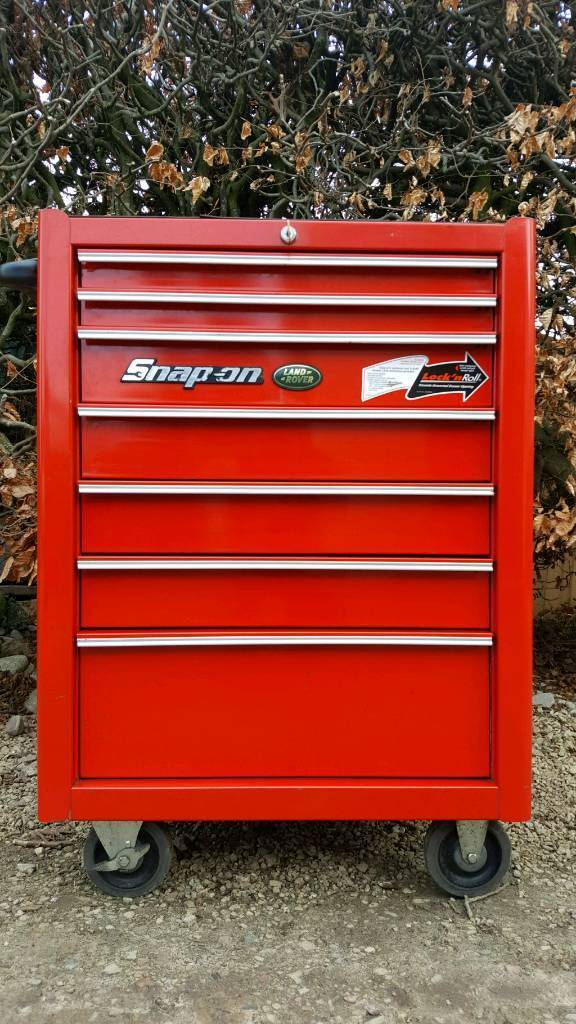 Snap On Mechanics Tool Chest & Snap On Mechanics Tool Chest | in Fochabers Moray | Gumtree