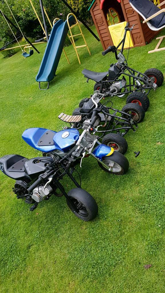 mini motos mini quad super moto bike mini motor quad bike