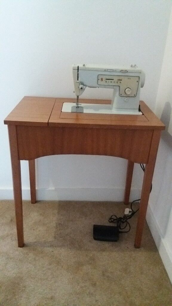 Superieur Singer Sewing Machine Table