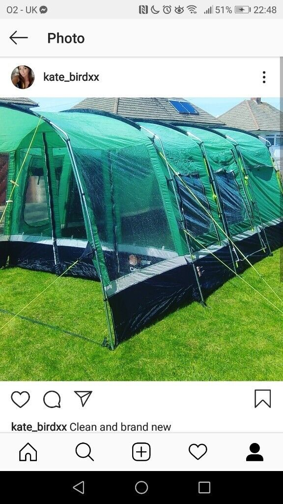 Family tent & Family tent | in Barry Vale of Glamorgan | Gumtree