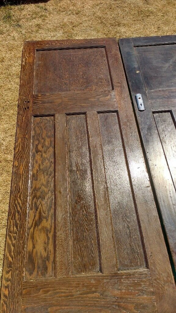 X4 vintage 1930u0027s doors. & X4 vintage 1930u0027s doors.   in Slough Berkshire   Gumtree