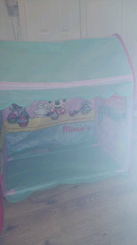 Minnie mouse pop up tent & Minnie mouse pop up tent | in Southside Glasgow | Gumtree